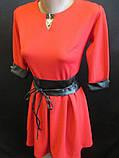 Однотонные платья для молодежи., фото 4