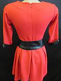 Однотонные платья для молодежи., фото 6