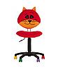 Кресло детское Кот
