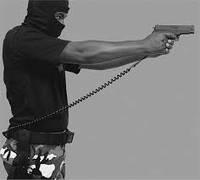 Страховочный шнур для пистолета., фото 1
