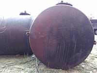 Емкость б/у металлическая  толстостенная 25 м3