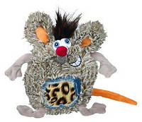 Trixie TX-34836 крыса  игрушка  для собак 17см