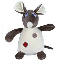 Trixie TX-35961 мышь плюш  игрушка  для собак 16см