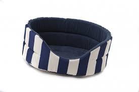 Лежак для собак Comfy Marine XL 64x56x23 синій (238177)