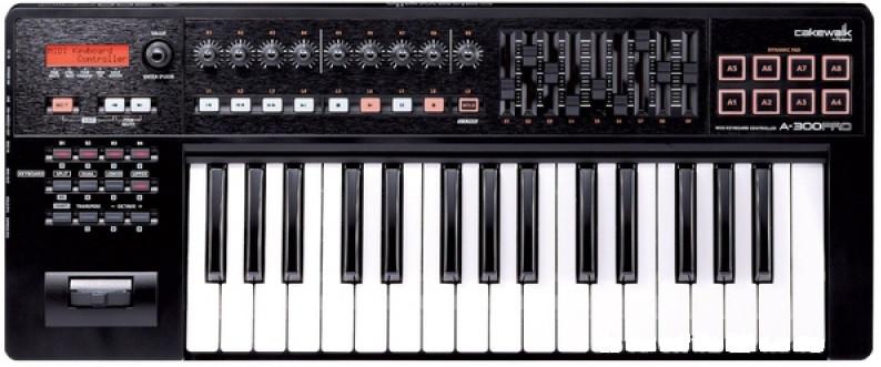 """MIDI клавиатура ROLAND A300 PRO - Магазин музыкальных инструментов """"Mayak-music"""" в Белой Церкви"""