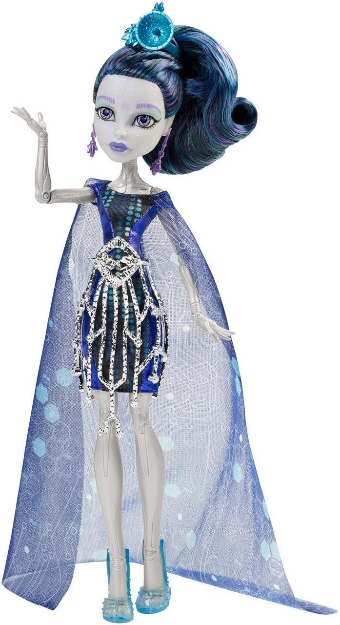 Кукла Эль Иди Monster High Boo York, Boo York Gala Ghoulfriends Elle Eedee Doll