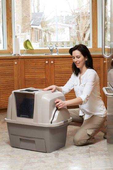 Hagen  SmartSift Sifting Cat Pan 50685 Туалет для кошек закрытый 66 см/48 см/63 см