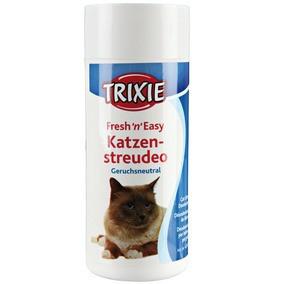Trixie TX-42401 Сухий дезодорант дезінфікуючий для котячих туалетів 200г