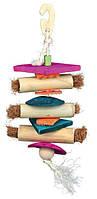 Trixie TX-58970 игрушка плетёная для птиц,30см