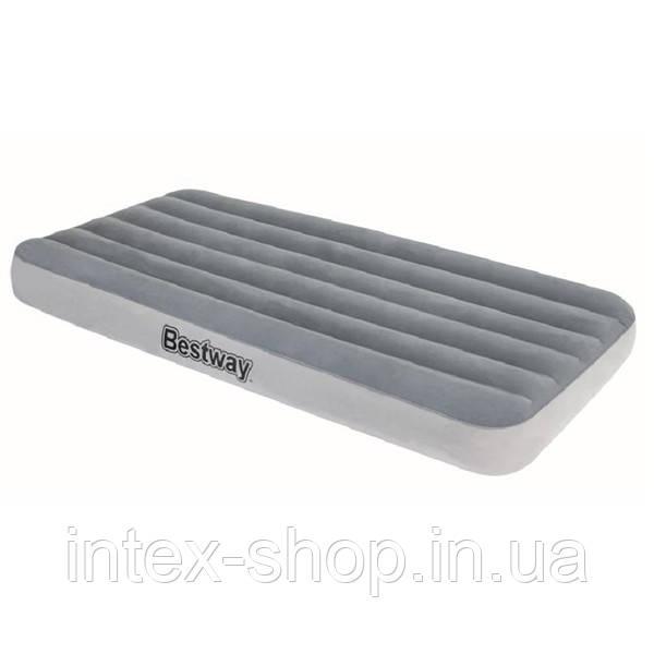 Bestway велюр-матрас 67540 (191*137*25,см)