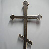Крест 4 фигурный лак