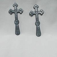 Крестик Кр 8 в руки пластмассовый