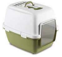 Stefanplast Cathy Comfort -закрытый туалет для кошек с фильтром  58*45*48см (97595)