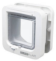 "Trixie  TX-38530 дверца-автомат для кота ""SureFlap"" 21х21см,белый"