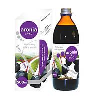 Лечебный сок аронии без сахара