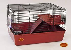 Клітка для шиншил,кроликів ,Золота клітка R2F (69х45х43 см )