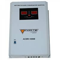 СТАБИЛИЗАТОР РЕЛЕЙНЫЙ (1 Ф) - ACDR-10kVA (10кВт) (FORTE)