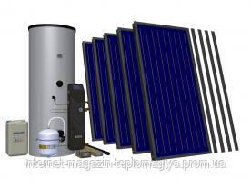 Комплект на 5 коллекторов HEWALEX 5TLP 500 (5-8 чел. 500 л)