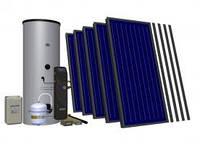 Комплект на 5 коллекторов HEWALEX 5TLP 500 (5-8 чел. 500 л), фото 1