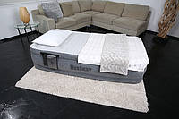 Bestway велюр-кровать 67558 (191*97*43,см) с встроенным насосом 220V