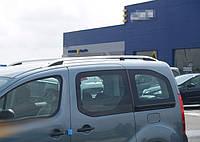 Citroen Berlingo 2008+ гг. Рейлинги Skyport (серый мат)