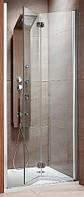 Душевая дверь RADAWAY Eos DWB 37813-01-12NR, правосторонняя (80 см)