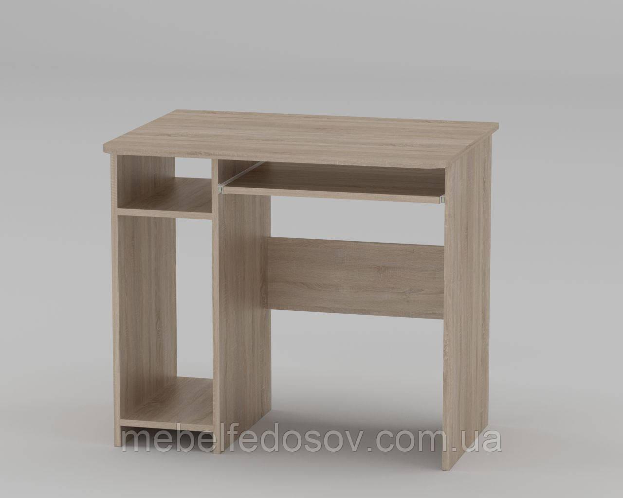 Стол компьютерный СКМ-12 (Компанит) 820х600х736мм