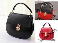 Шикарная сумочка в стиле Chloe