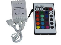 RGB контроллер 10 кнопок  SVT 01