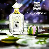 Восточные духи для мужчин без спирта Attar Collection Oasis 10ml