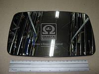 Вкладыш зеркала правого на Mercedes Sprinter 1995г.-2006г. с обогревом выпуклый (Tempest)