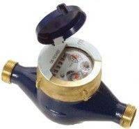 Счетчик воды многоструйный мокроход 420 Qn 15-1,5