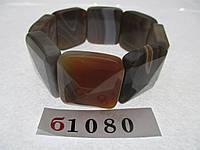 Агат серо - коричневый (средний)