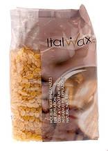 Віск гарячий в гранулах ItalWax Натуральний 250 гр (ручна розфасовка)