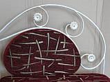 Банкетка кованая с полками  -  05-85Э, фото 5