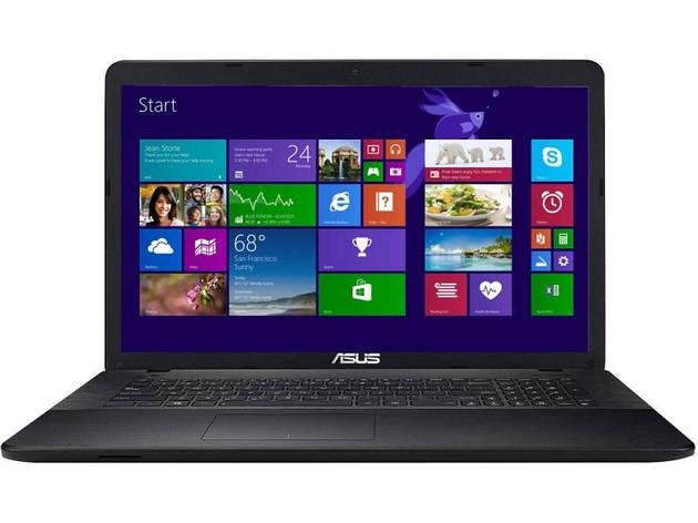 Ноутбук ASUS R752LX (R752LX-T4104H), фото 2