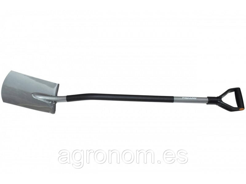 Лопата с загругленым лезвием, Ergonomic