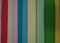 """Бумага А4 80г/м2 100листов 10цветов х10штук """"Mix"""" ПАСТЕЛЬ М-Стандарт, фото 1"""
