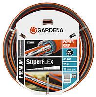 """Шланг садовый поливочный Gardena SuperFLEX, 3/4"""", 25"""