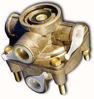 100-3518010  (арт. 11.3518010 )   Клапан ускорительный (пр-во ПААЗ) КамАЗ, МАЗ, ЗИЛ