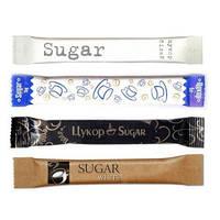 Сахар белый СТИК 5г 200шт/уп (12уп/ящ)