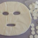 Маска для обличчя в таблетках, 1 шт.