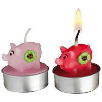 Набор свечек в декоративной коробке