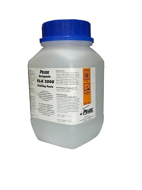 Травильная паста PELOX TS-K 2000
