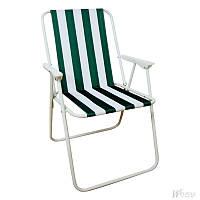 Пляжный стул со спинкой, стул для природы YZ19001, фото 1