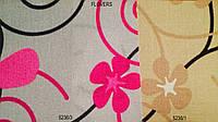 Тканевые ролеты FLOWERS, фото 1
