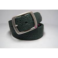 Ремень женский кожаный (зеленый) Andi 1171_047