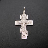 Серебряный крест №52, фото 1
