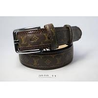 Ремень  Louis Vuitton (коричневый)