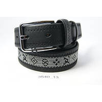 Ремень  Louis Vuitton (серый)